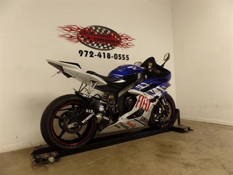 2006 Yamaha YZF-R6 in Dallas, Texas