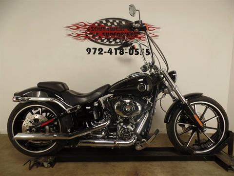 2014 Harley-Davidson Breakout® in Dallas, Texas