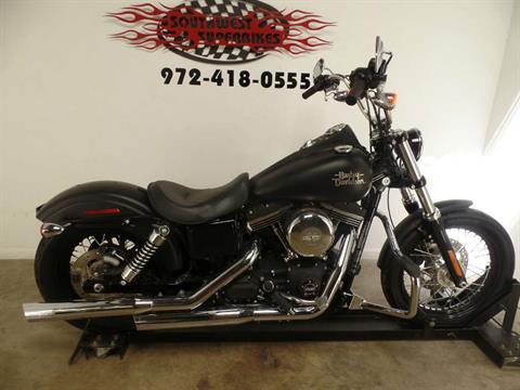 2014 Harley-Davidson Dyna® Street Bob® in Dallas, Texas