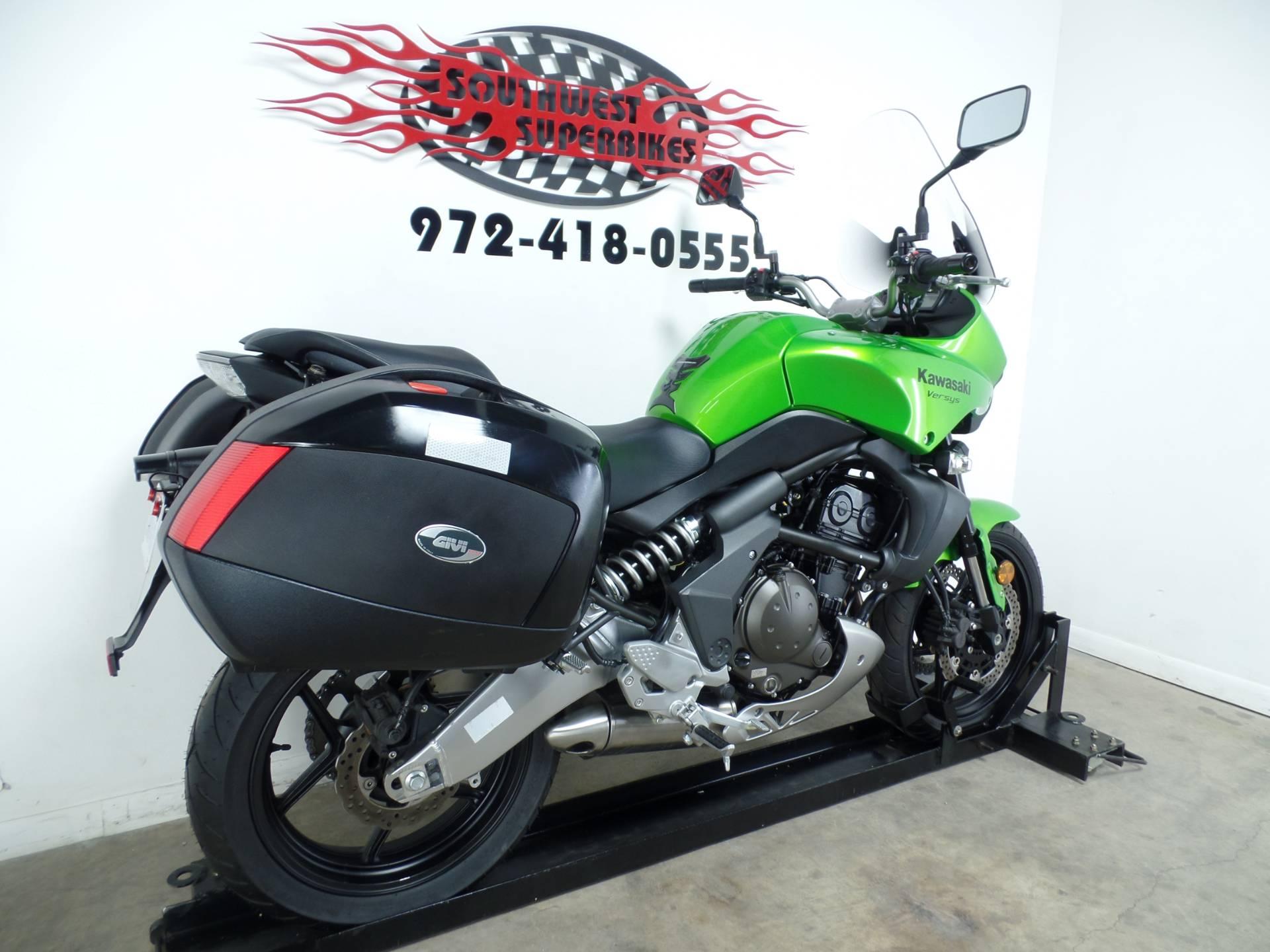 used 2009 kawasaki versys™ motorcycles in dallas, tx