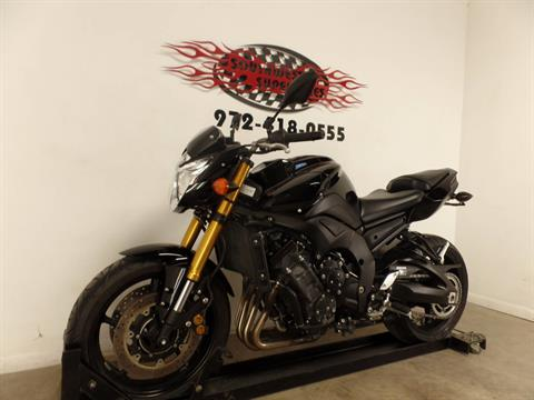 2011 Yamaha FZ8 in Dallas, Texas