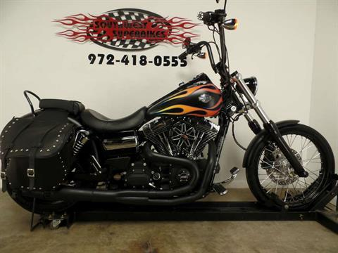2015 Harley-Davidson Wide Glide® in Dallas, Texas