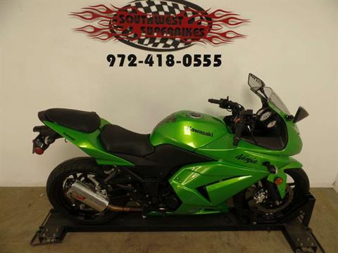 2012 Kawasaki Ninja® 250R in Dallas, Texas