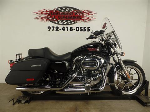 2014 Harley-Davidson SuperLow® 1200T in Dallas, Texas