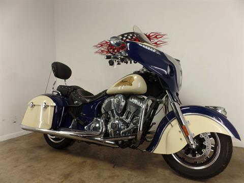 2015 Indian Chieftain® in Dallas, Texas