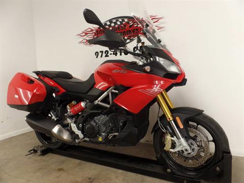 2015 Aprilia Caponord 1200 ABS Travel Pack in Dallas, Texas