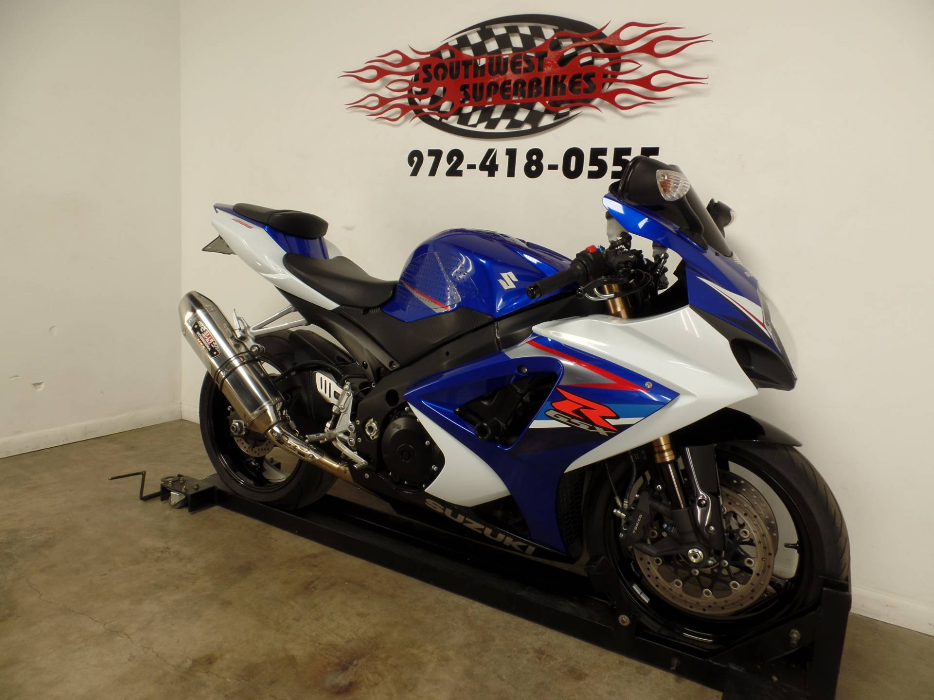 2007 Suzuki GSX-R1000™ in Dallas, Texas