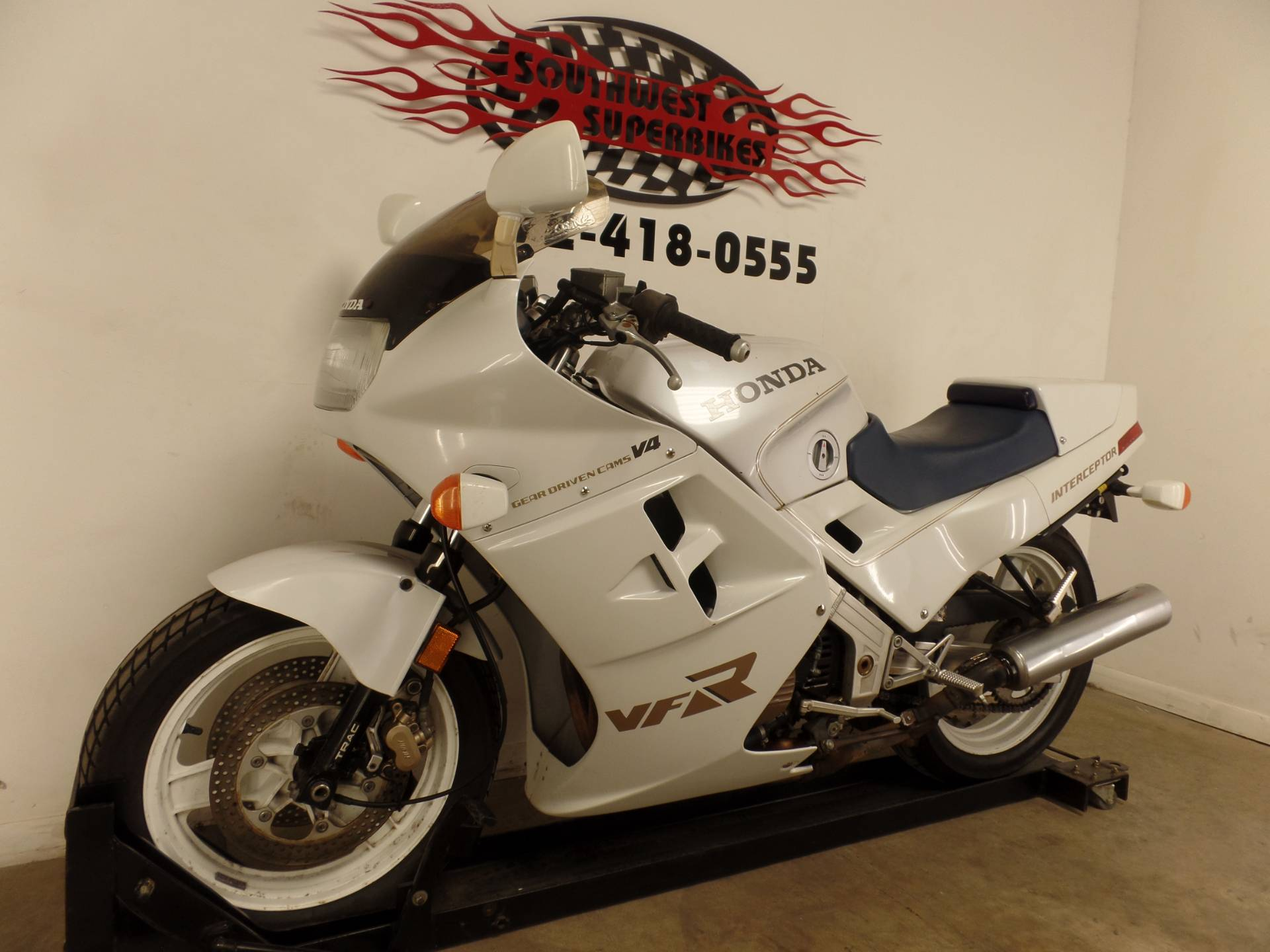 1986 Honda Interceptor in Dallas, Texas