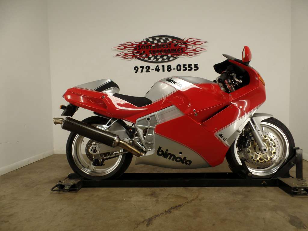 1991 Bimota Dieci in Dallas, Texas