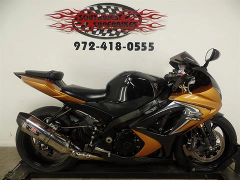 2008 Suzuki GSX-R1000™ in Dallas, Texas