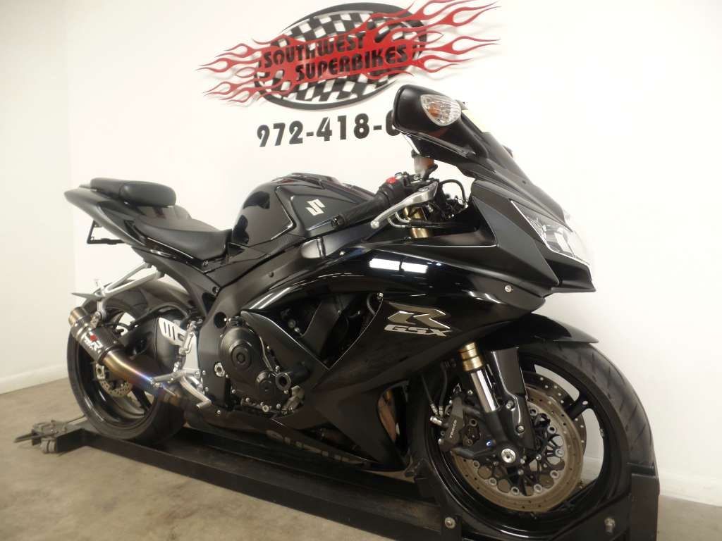 2009 Suzuki GSX-R600 in Dallas, Texas