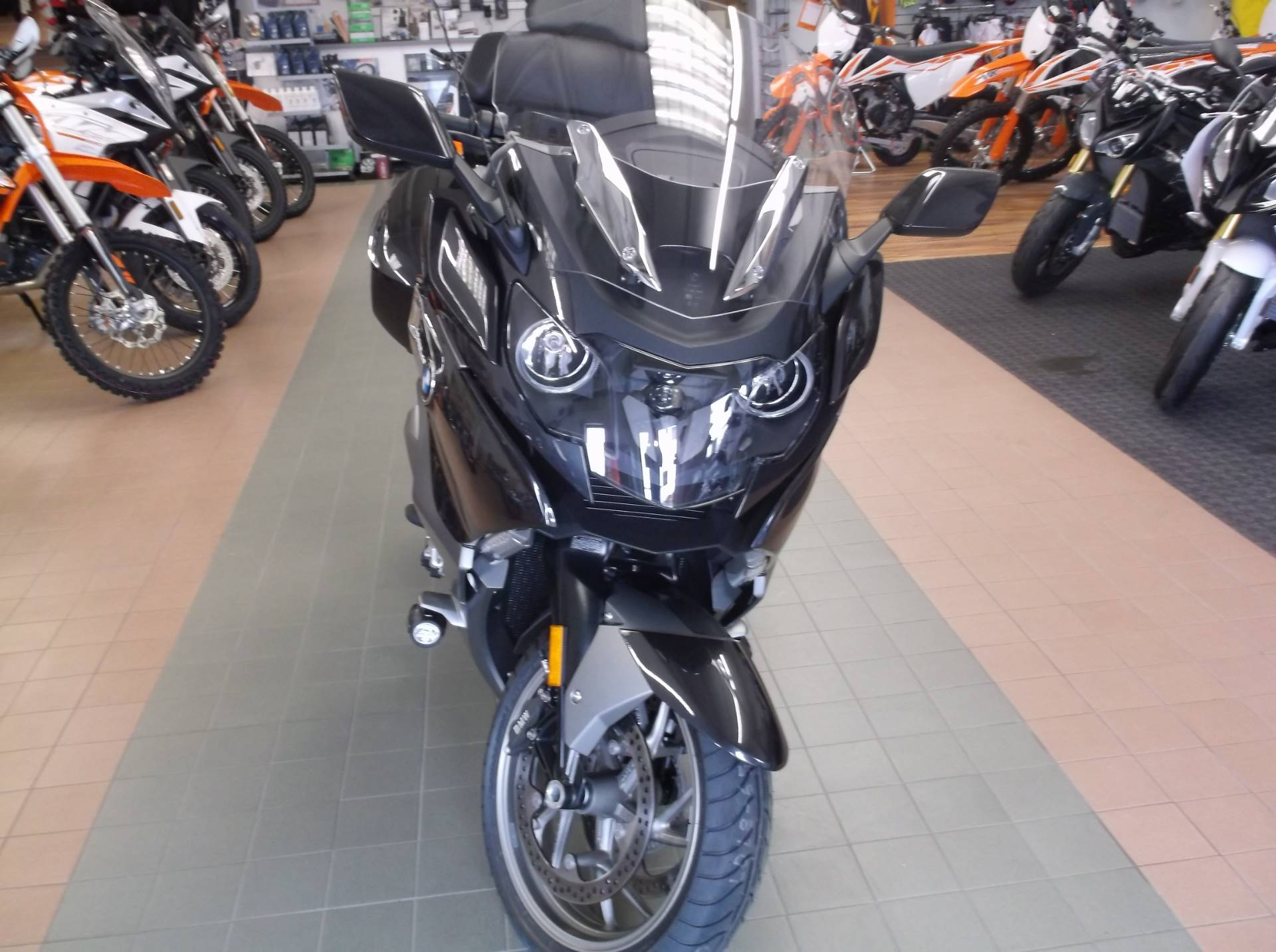 2018 BMW K1600GTL in Sioux City, Iowa