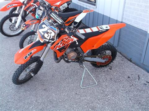 2015 KTM 65 SX in Sioux City, Iowa