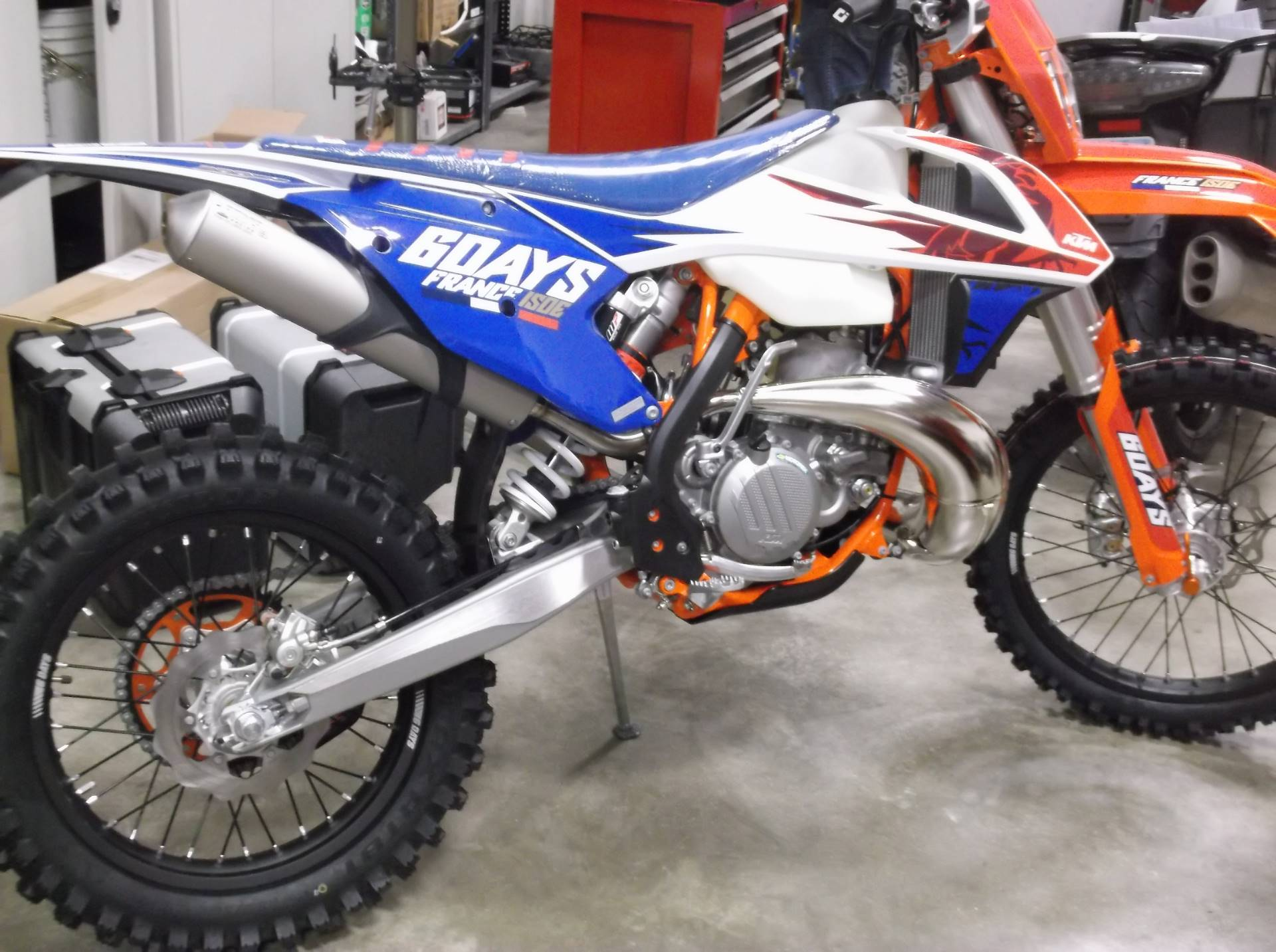 2018 KTM 300 XC-W Six Days in Sioux City, Iowa