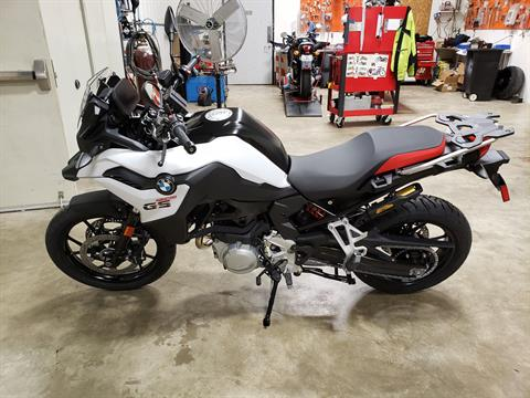 2019 BMW F750GS in Sioux City, Iowa