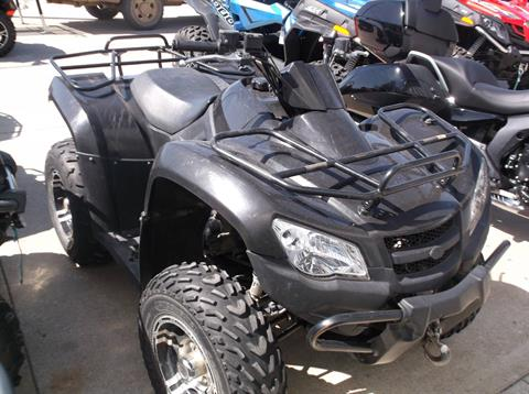 2010 Kymco MXU 375 IRS 4x4 in Sioux City, Iowa