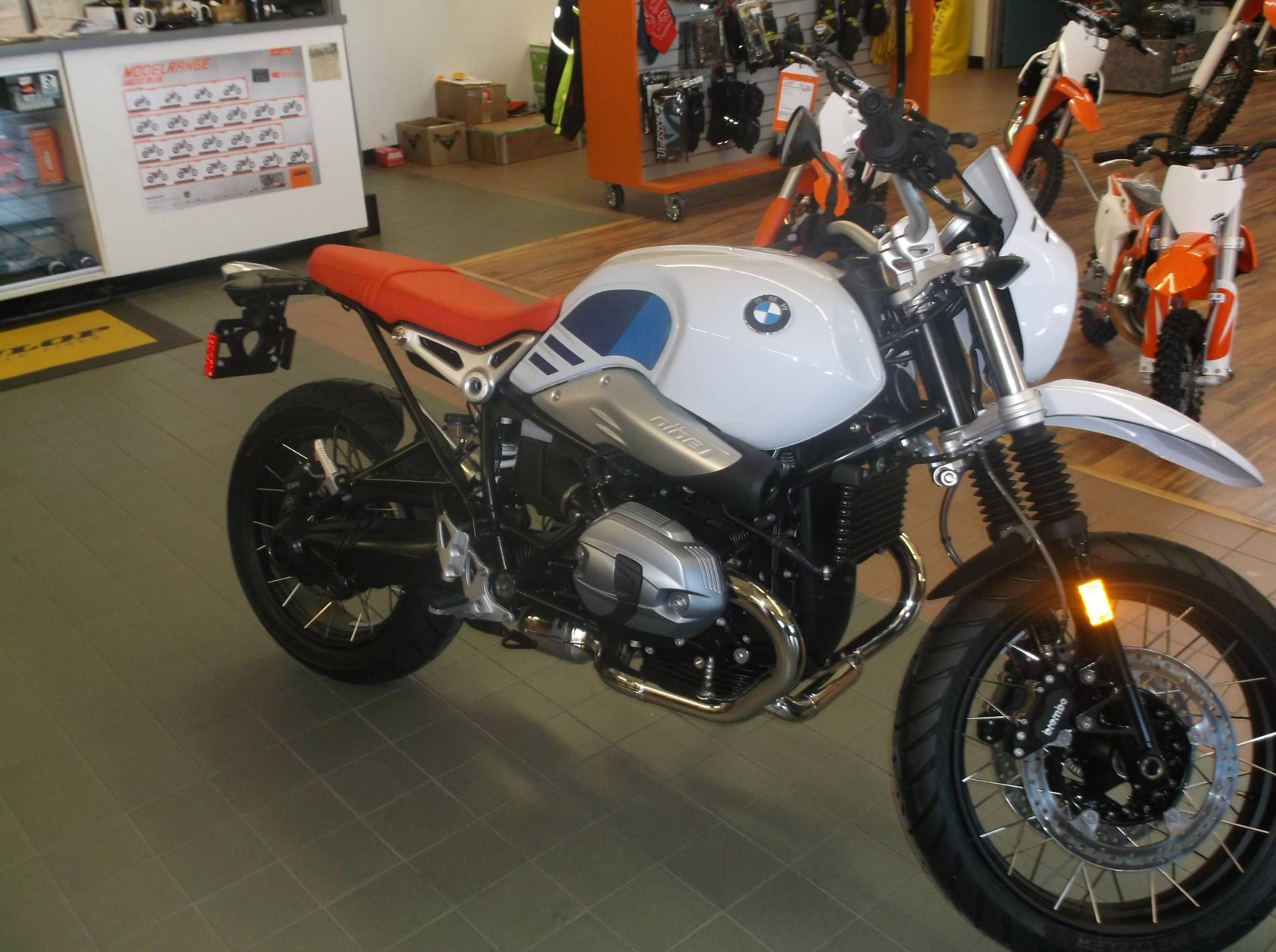 2018 BMW R nineT Urban G/S in Sioux City, Iowa