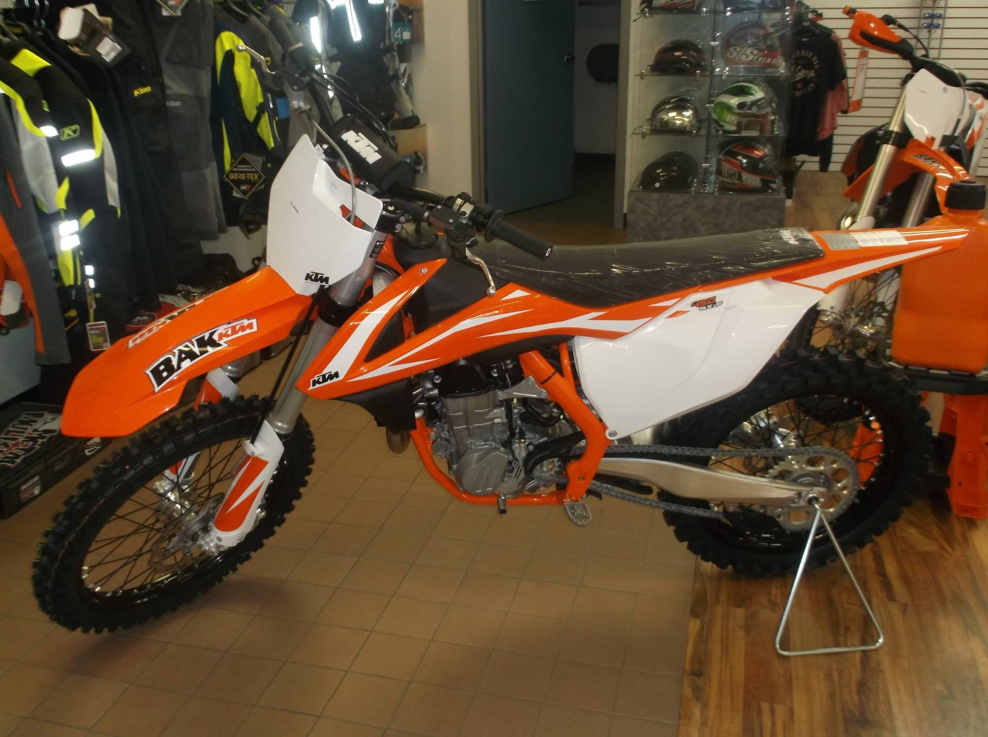 2018 KTM 450 SX-F in Sioux City, Iowa