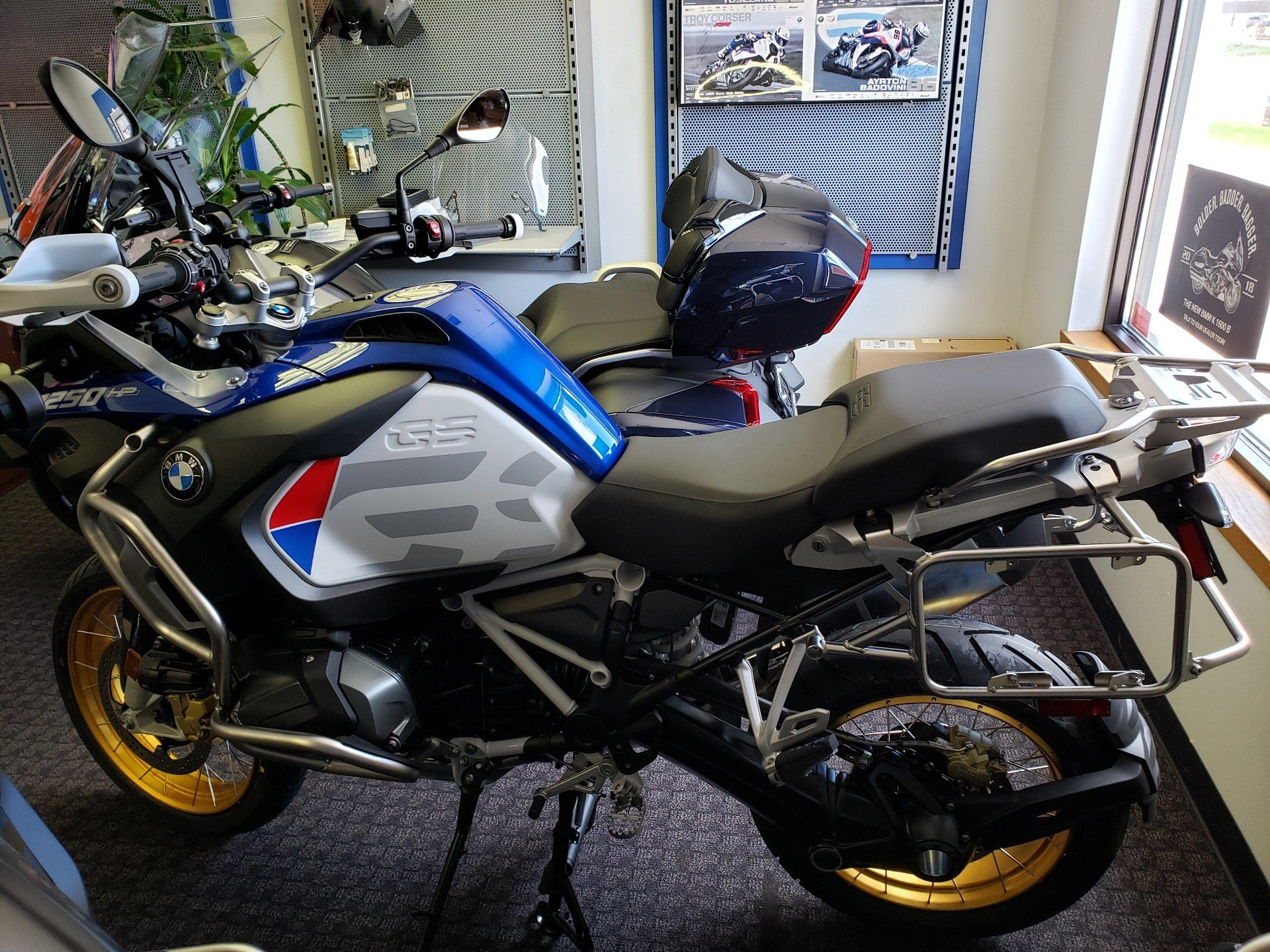 2019 BMW R 1250 GS Adventure in Sioux City, Iowa - Photo 4