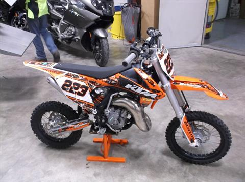2016 KTM 65 SX in Sioux City, Iowa
