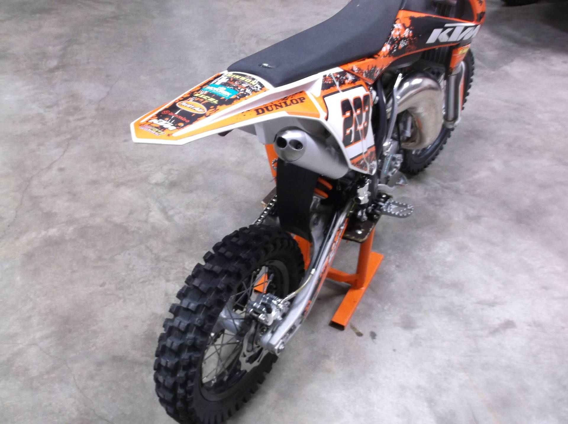 2016 KTM 65 SX in Sioux City, Iowa - Photo 2