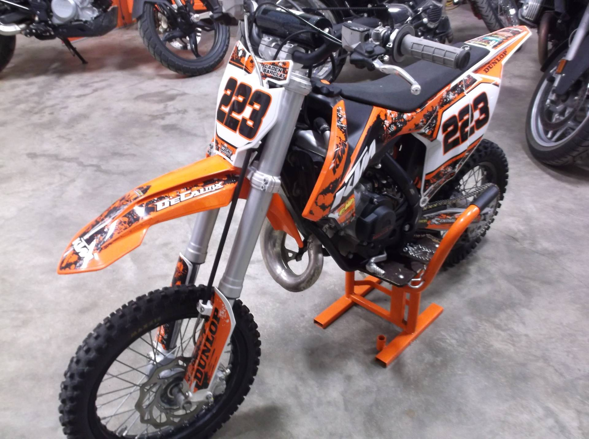 2016 KTM 65 SX in Sioux City, Iowa - Photo 5