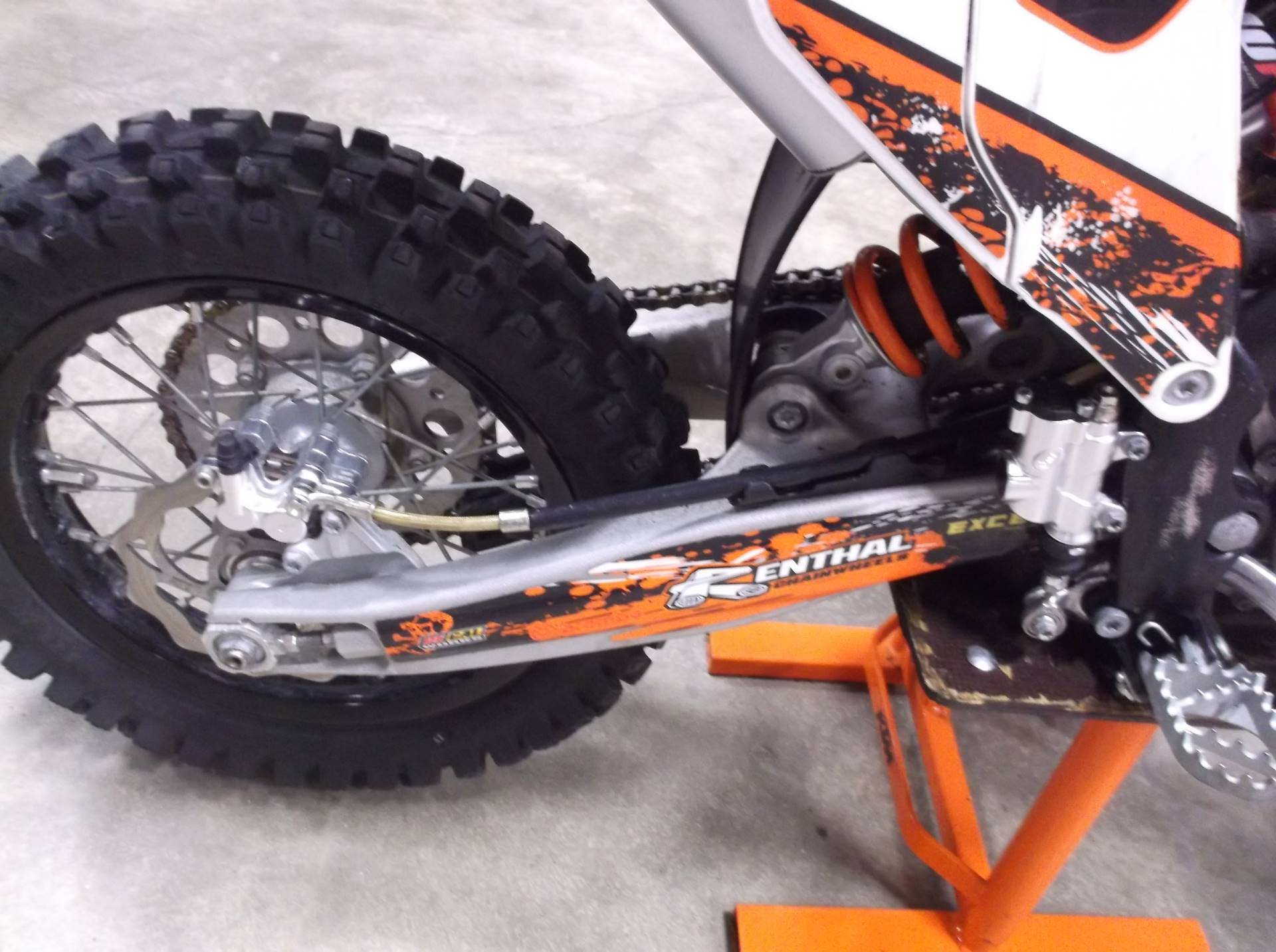 2016 KTM 65 SX in Sioux City, Iowa - Photo 8