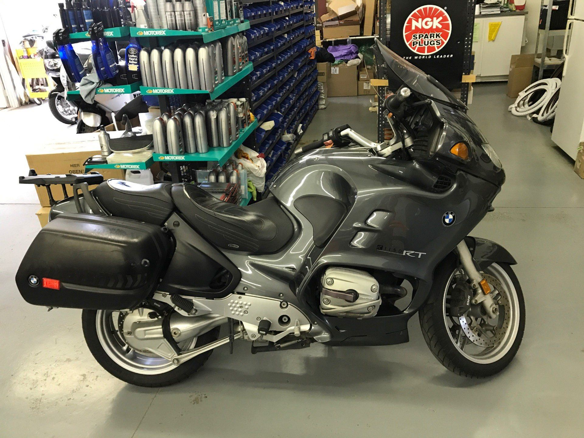 2003 BMW R 1150 RT (ABS) in Sioux City, Iowa