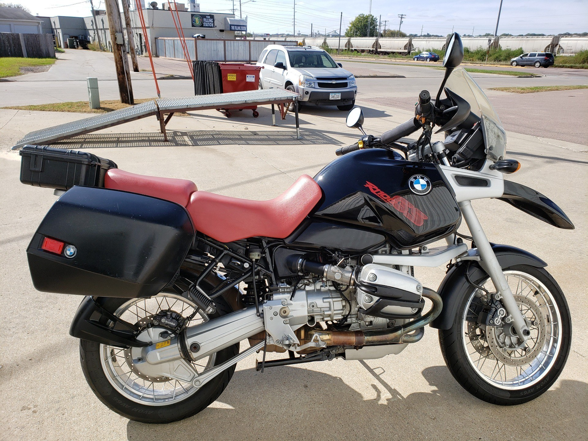 1996 BMW R1100GS in Sioux City, Iowa - Photo 3