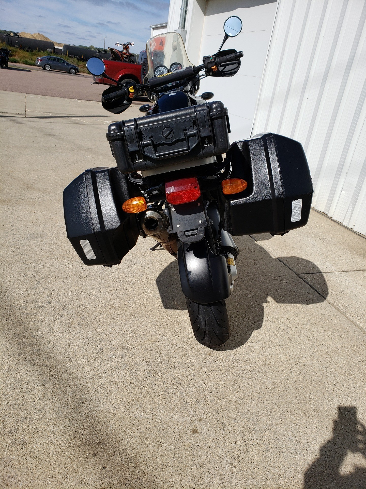 1996 BMW R1100GS in Sioux City, Iowa - Photo 4