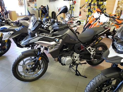 2019 BMW F750 GS in Sioux City, Iowa