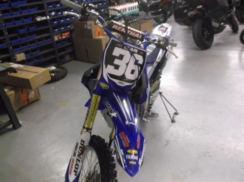 2014 Yamaha YZ250F  in Sioux City, Iowa