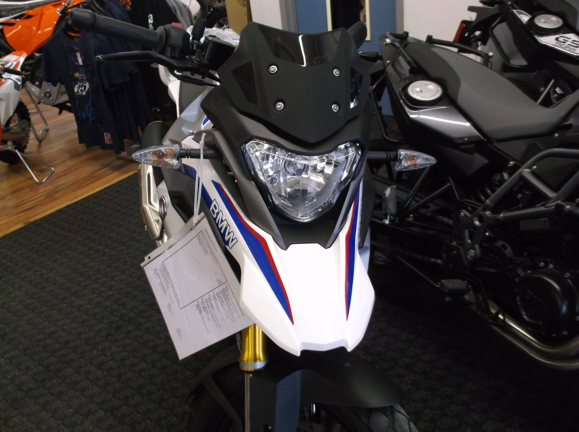 2018 BMW G 310 GS in Sioux City, Iowa