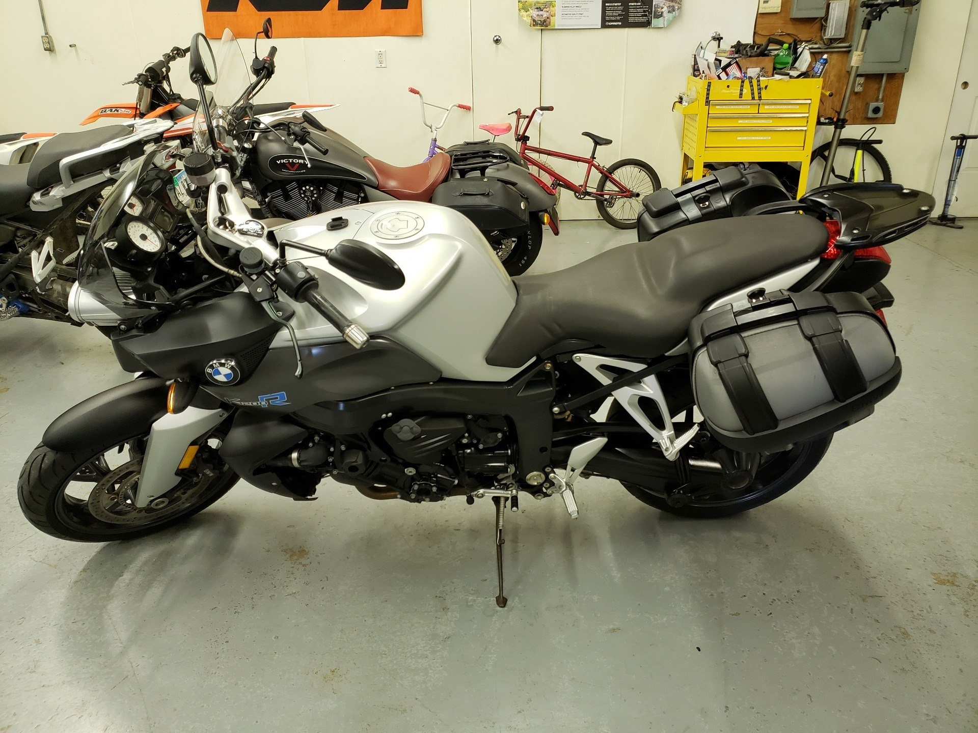 2007 BMW K 1200 R Sport in Sioux City, Iowa - Photo 1