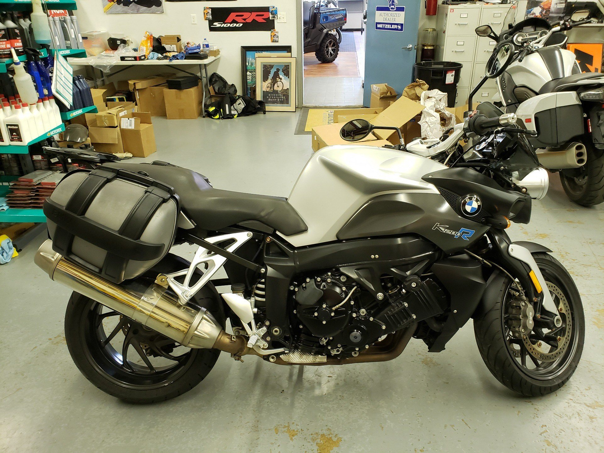 2007 BMW K 1200 R Sport in Sioux City, Iowa - Photo 3