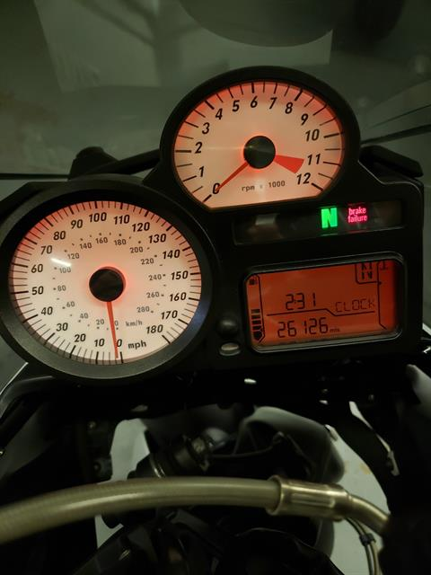 2007 BMW K 1200 R Sport in Sioux City, Iowa - Photo 5