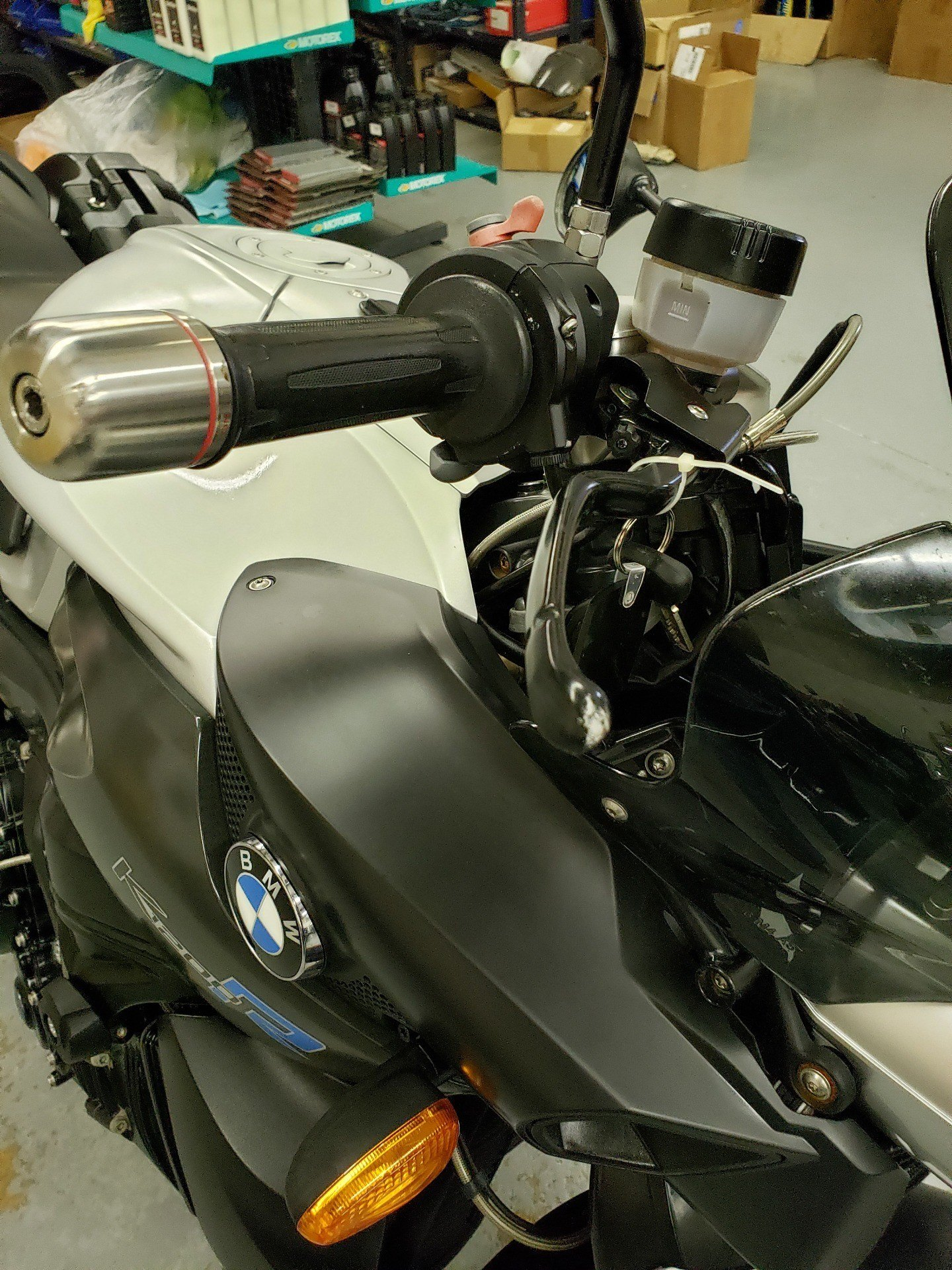 2007 BMW K 1200 R Sport in Sioux City, Iowa - Photo 7