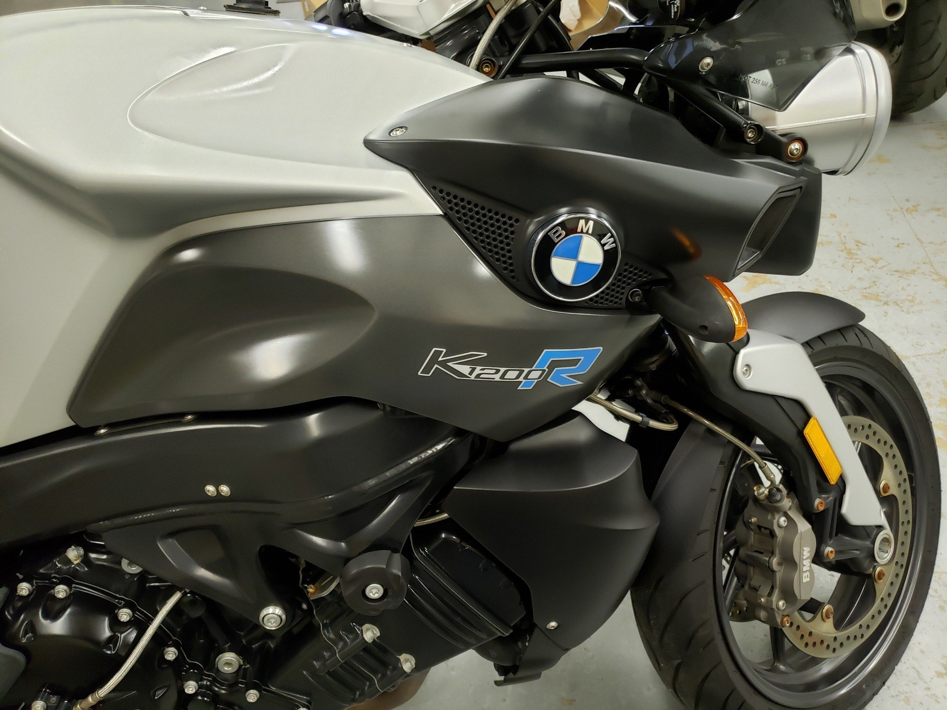 2007 BMW K 1200 R Sport in Sioux City, Iowa - Photo 8