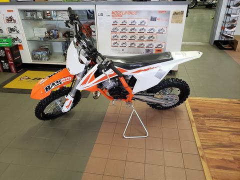 2019 KTM 65 SX in Sioux City, Iowa
