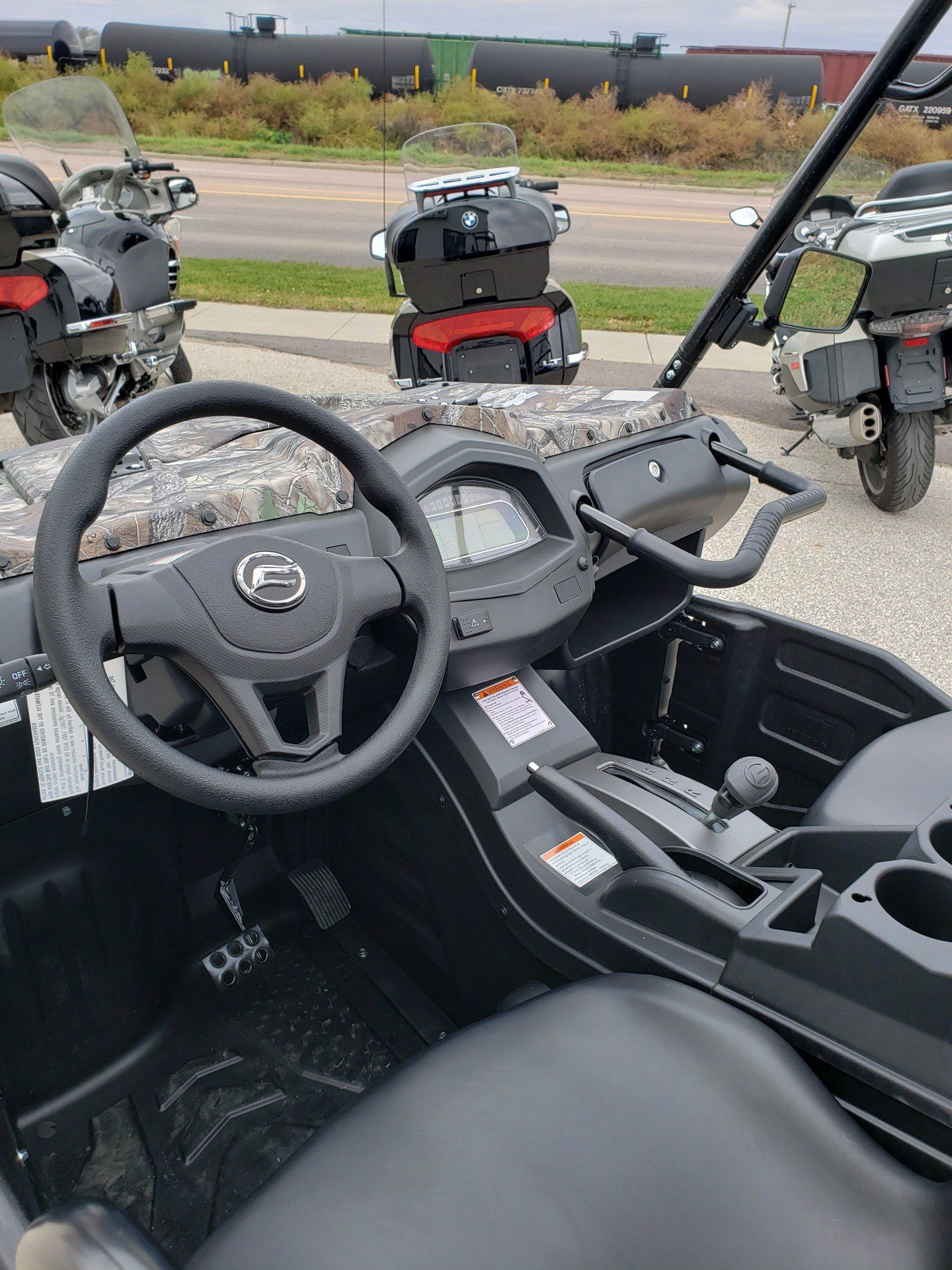 2019 CFMOTO UForce 800 in Sioux City, Iowa
