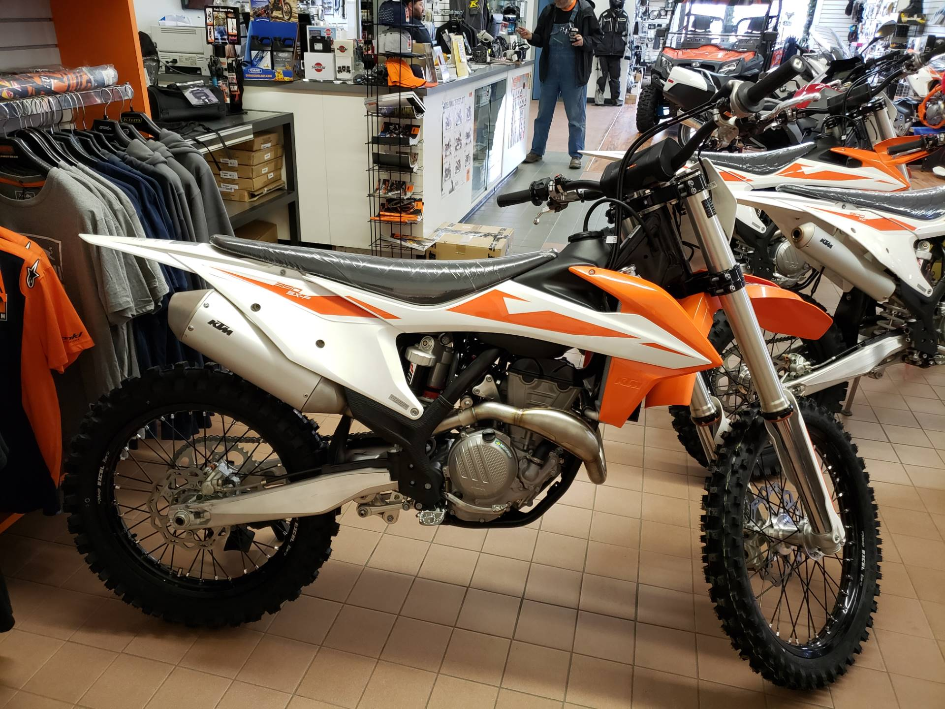 2019 KTM 350 SX-F in Sioux City, Iowa