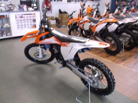 2016 KTM 125 SX in Sioux City, Iowa