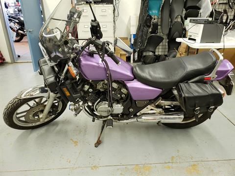 1984 Honda VF500C in Sioux City, Iowa - Photo 3