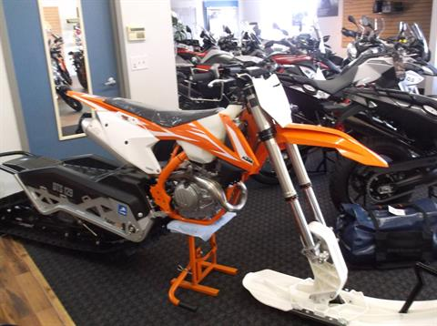2018 KTM 450 XC-F in Sioux City, Iowa