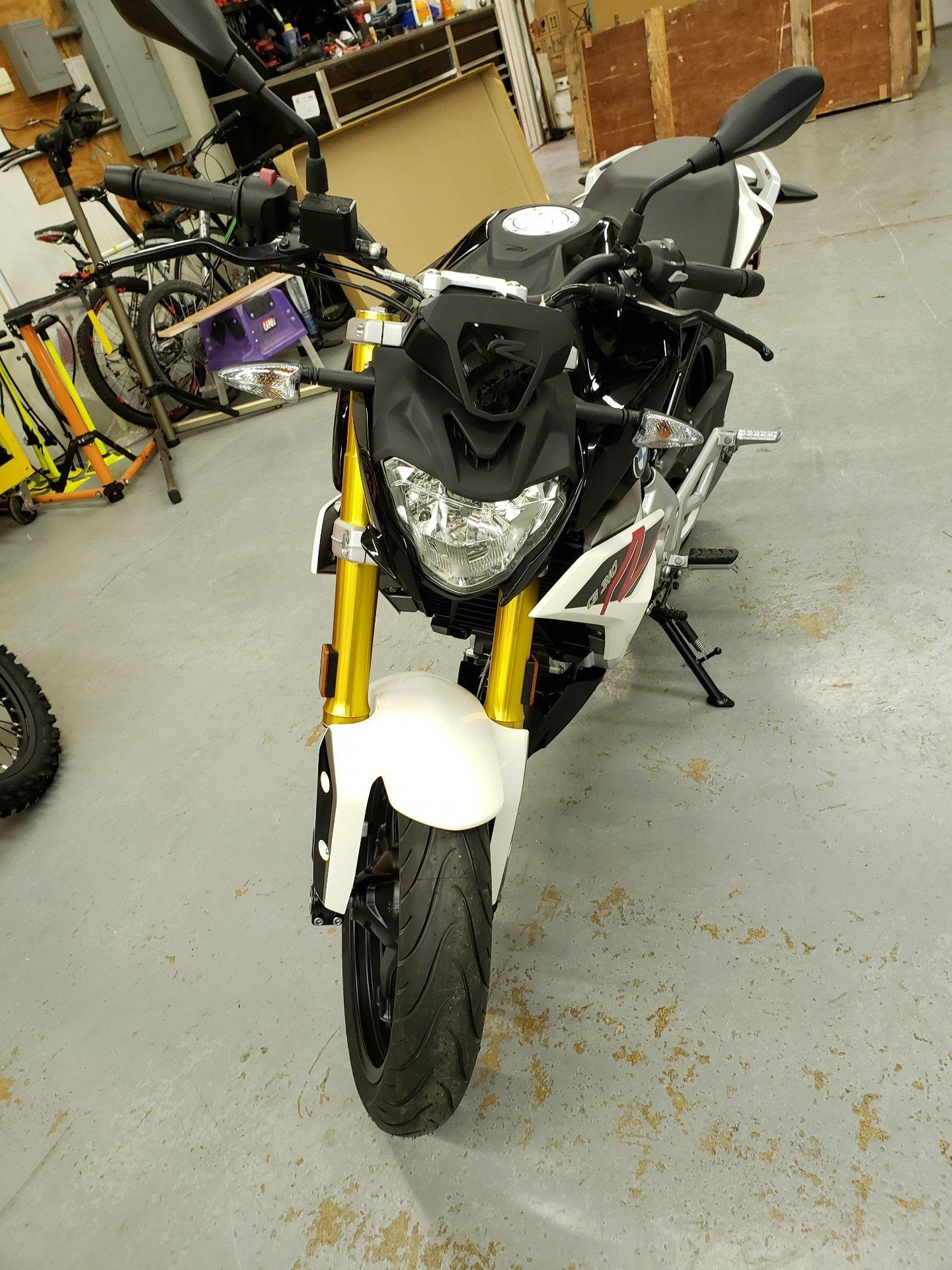 2018 BMW G 310 R in Sioux City, Iowa - Photo 4