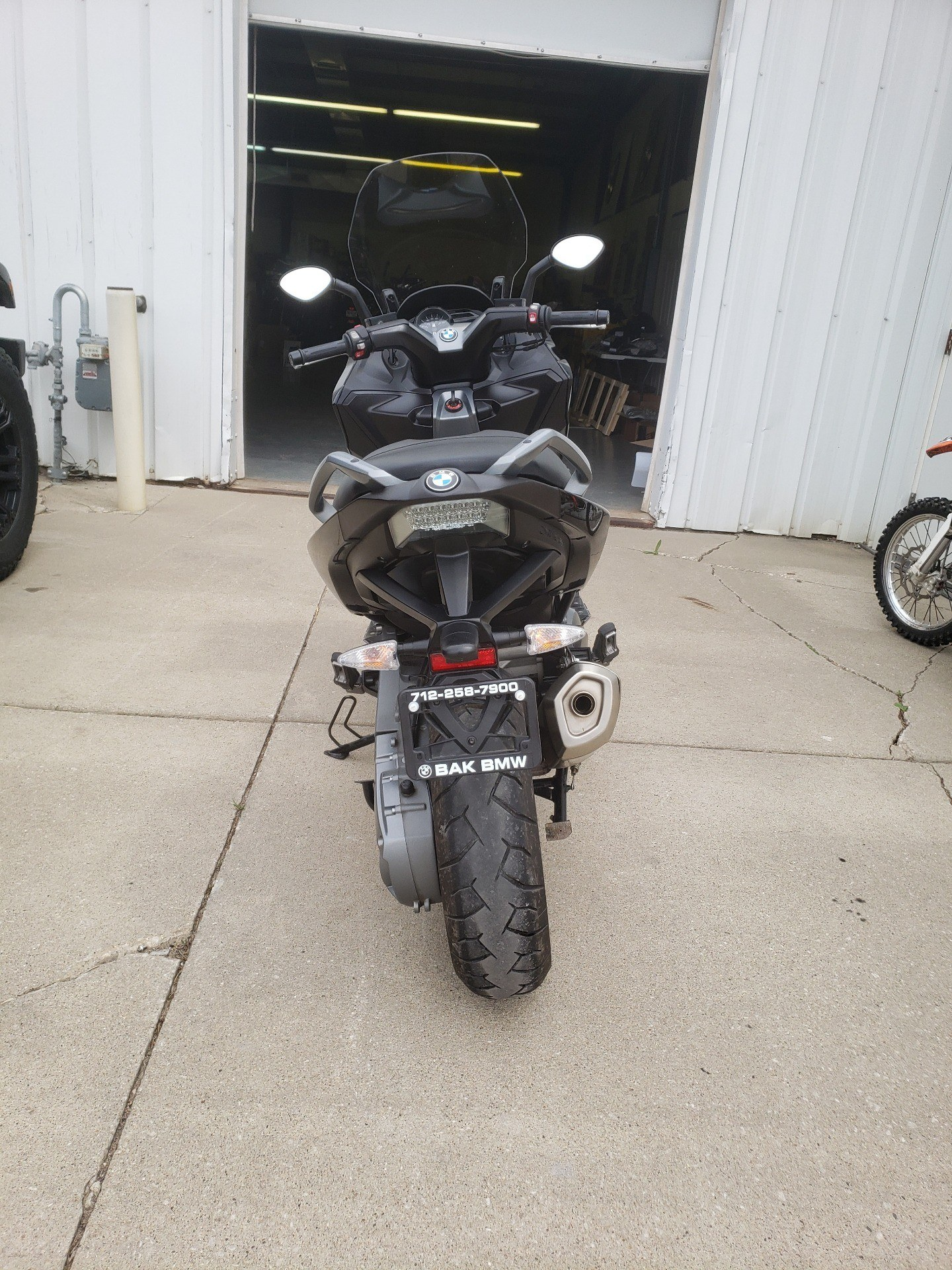 2014 BMW C 600 Sport in Sioux City, Iowa - Photo 3