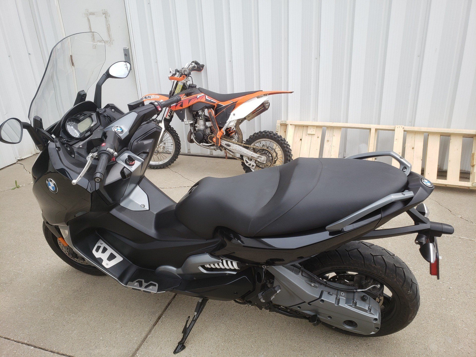 2014 BMW C 600 Sport in Sioux City, Iowa - Photo 4