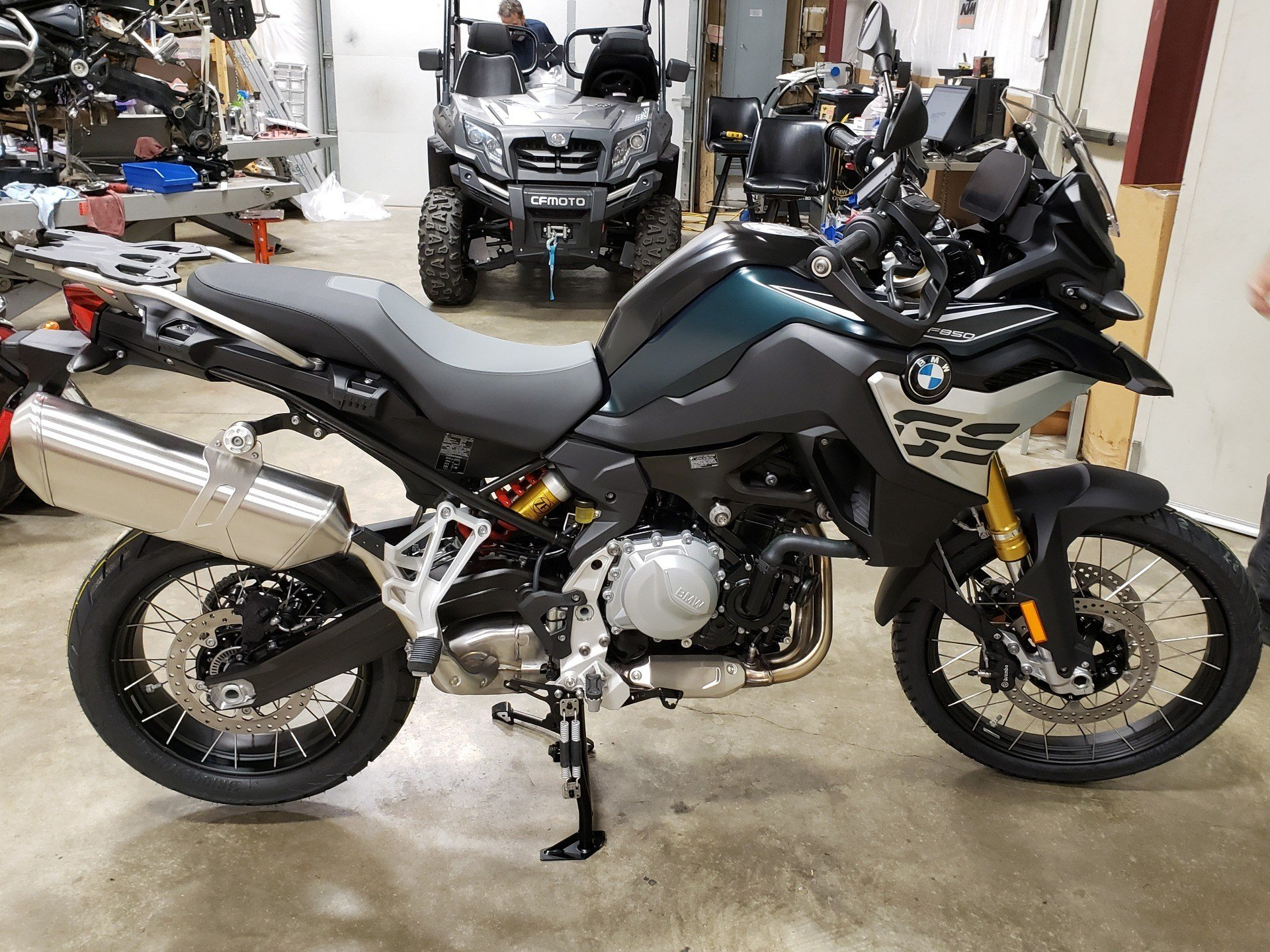 2019 BMW F850GS in Sioux City, Iowa - Photo 1