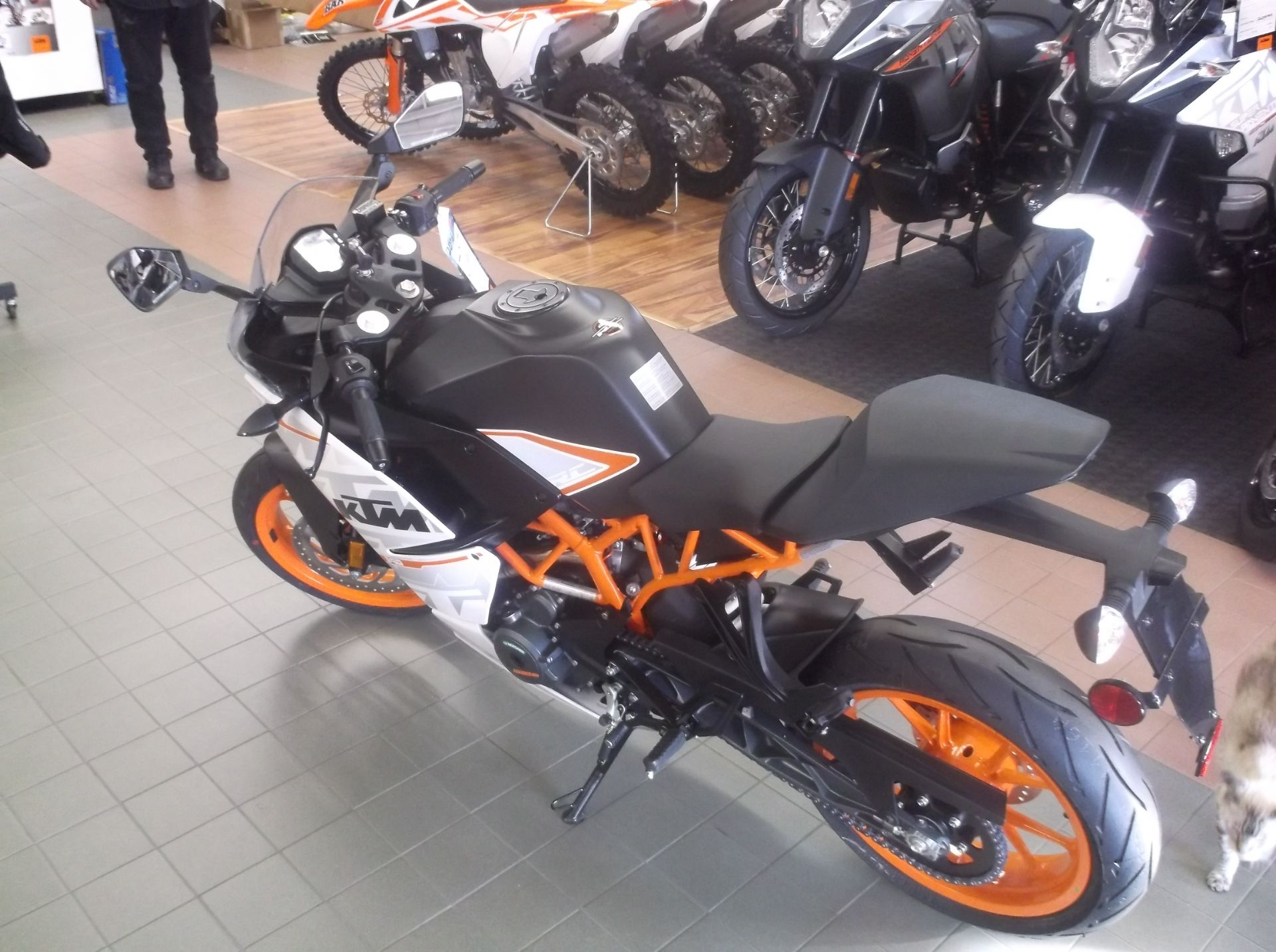 2016 KTM RC 390 in Sioux City, Iowa