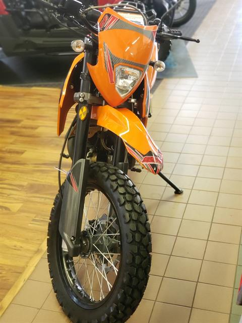 2020 SSR Motorsports XF250 Dual Sport in Sioux City, Iowa - Photo 2